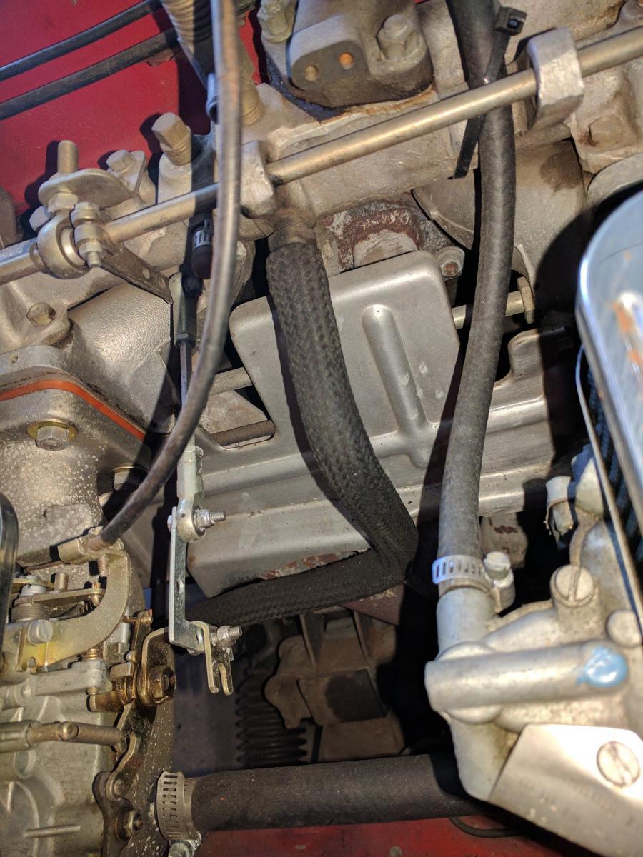 Datsun  240Z 260Z 1970-74 K/&N PCV Crankcase Vent Breather NEW Clamp On Large 440